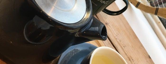 DropShot Coffee is one of London : Coffee & Breakfast.