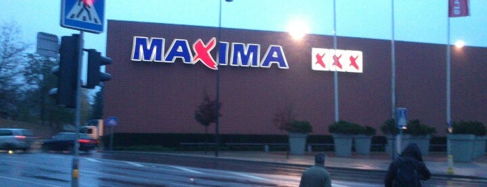 Maxima XXX is one of Justas's Liked Places.