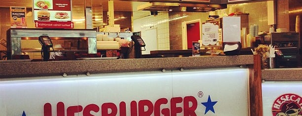 Hesburger is one of Places I have been 2.