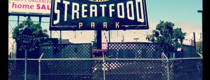 SoMa StrEat Food Park is one of 72 hours in San Francisco.