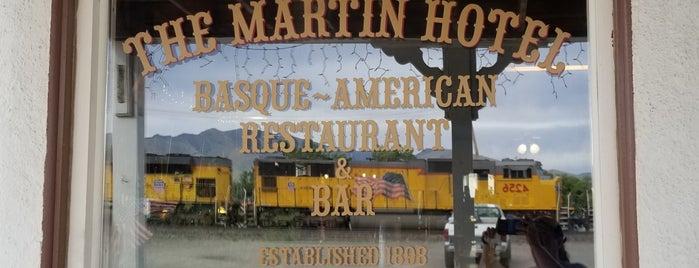 Martin Hotel is one of Locais curtidos por Amanda.