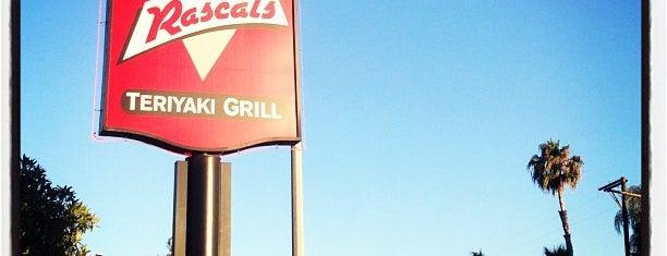 Rascals Teriyaki Grill is one of LB Food Favz.