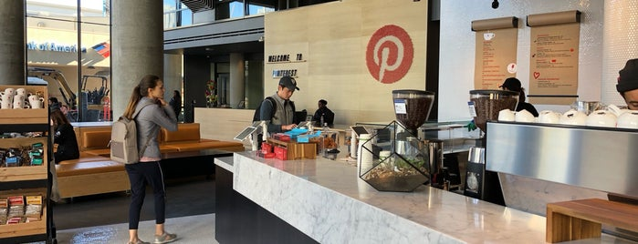 The Point is one of Coffee shops in SF.