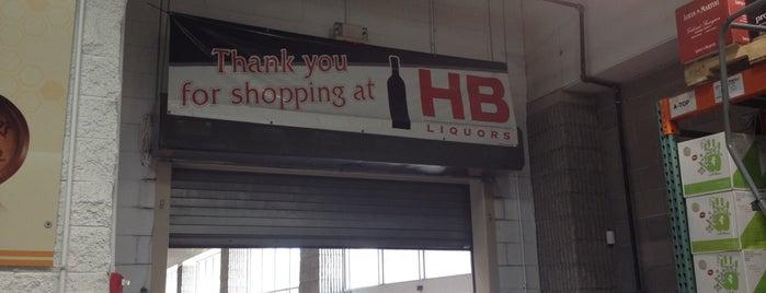 HB Liquors is one of Tempat yang Disukai Kevin.