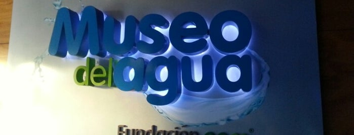 Museo del Agua EPM is one of Medellin.