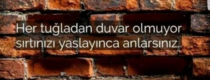 Afetevleri is one of İlker'in Beğendiği Mekanlar.