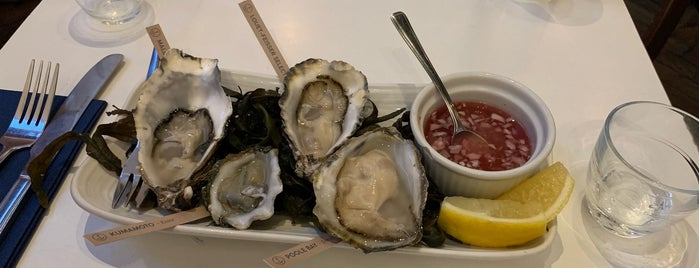 The Oystermen - Seafood Bar & Kitchen is one of Gidilecekler.