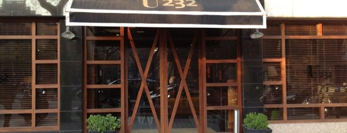 Hotel U232 is one of Posti che sono piaciuti a Svein-Magne.