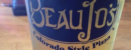 Beau Jo's Pizza is one of Gluten Free Friendly in CO.