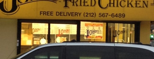John's Fried Chicken is one of Chicken Joint-To-Do List.