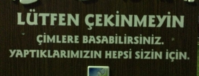 Alparslan Türkeş Parkı is one of Fethiye/Meğri ⛵️.