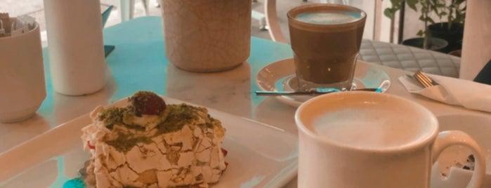 Blum Coffee House is one of Vedat Milor.