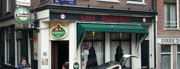 Cafe Pleinzicht is one of Riccardoさんのお気に入りスポット.