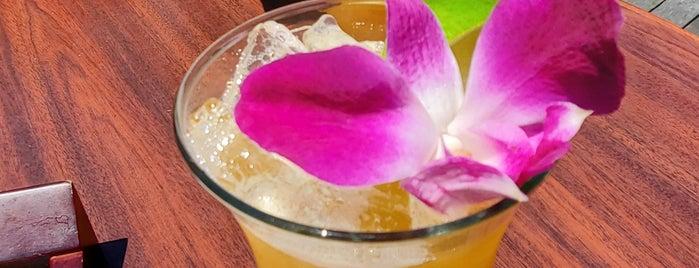 Luau Lounge Tiki Bar is one of Gespeicherte Orte von squeasel.