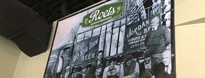 Roets Jordan Brewery Co. is one of Minnesota Breweries and Brewpubs.