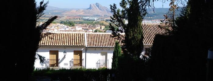 Alcazaba de Antequera is one of Tempat yang Disukai Bere.