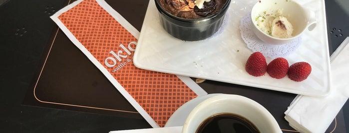Oklo Waffle is one of Discover Kadıköy.