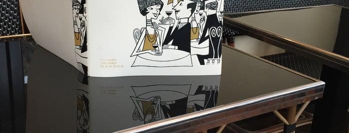 Café Juliette is one of Vivre'nin Beğendiği Mekanlar.