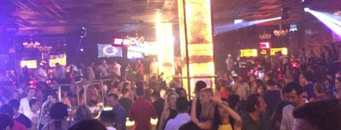 Black Soho Night Club is one of ANTALYA BARLAR 🍸🍹🍷🍺🍻😵🎊🎉.