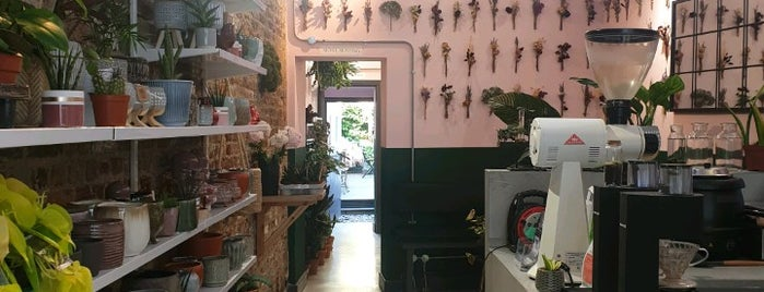 Urban Botanica is one of LDN - Brunch/coffee/ breakfast.