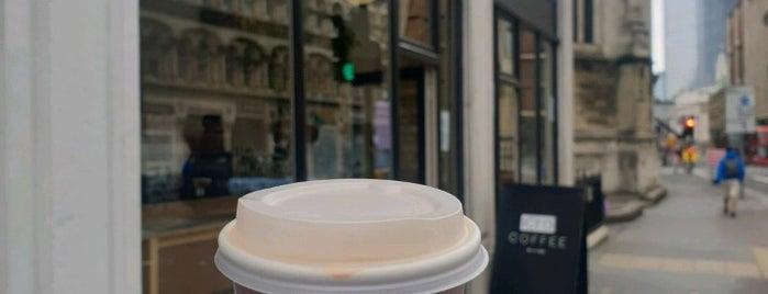 Rosslyn is one of London specialty coffee.