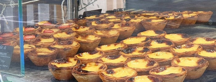 Cafe De Nata is one of London.
