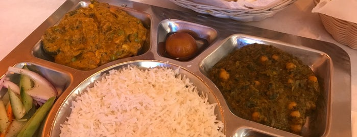 Manas Indian Cuisine is one of favorites.