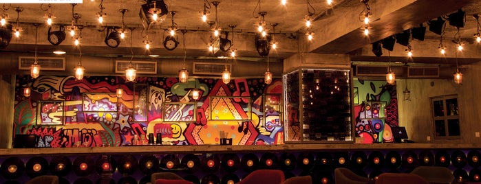 Indigo Live - Music Bar is one of Lieux sauvegardés par Deepak.