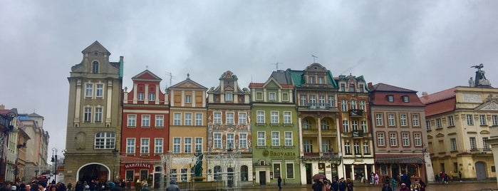 Stare Miasto is one of Poznan #4sqcity by Luc.