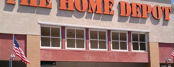 The Home Depot is one of Tom's Liked Places.