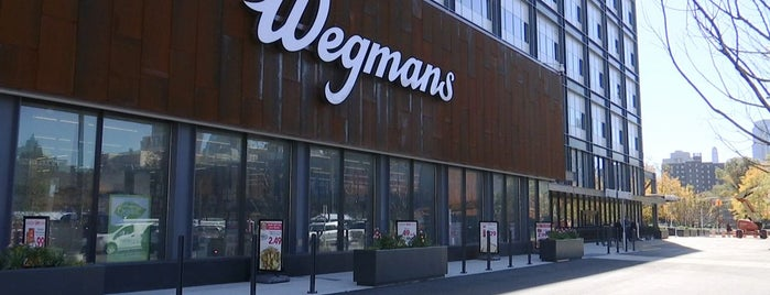 Wegmans is one of Shopping.