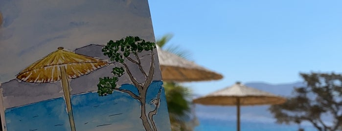 Fanos Seaside Bar is one of Aux Îles vol II.