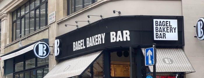 B Bagel Bakery Bar is one of LDN - Brunch/coffee/ breakfast.
