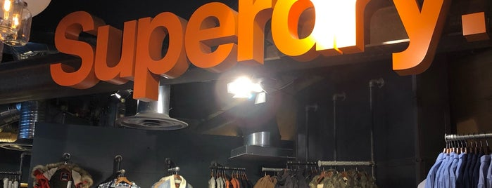 Superdry is one of New York.