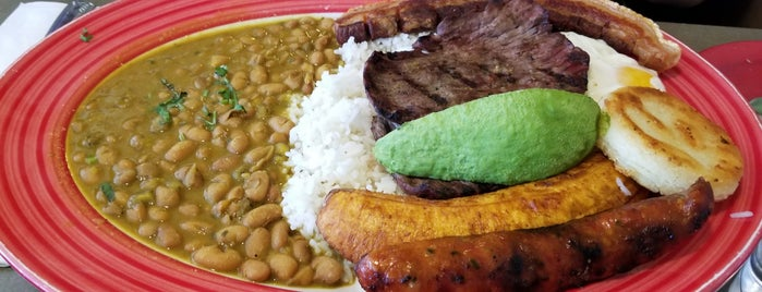 Cocina Latina is one of Food.