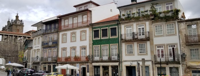 Viseu is one of Portugal.