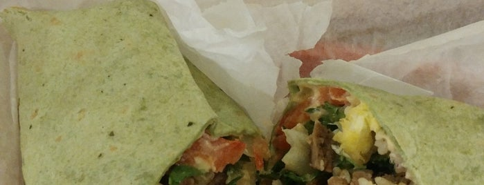 Gracie's Gyros & Wraps is one of Favorite Noms.