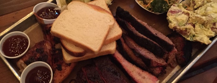 Green Street Smoked Meats is one of Chicago.