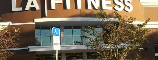 Esporta Fitness is one of 416 Tips on 4sqDay Challenge - Dwayne List 1.