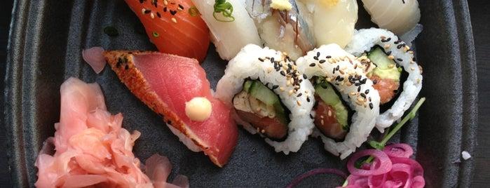 Akki Sushi is one of STHLM Food.