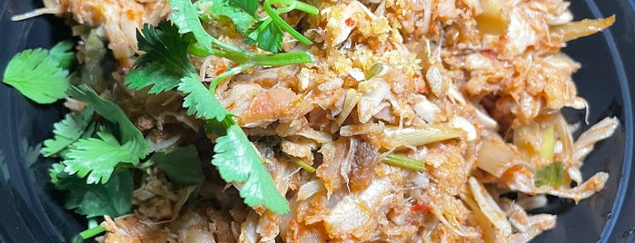 Northern Thai Food Club is one of KCRW picks.