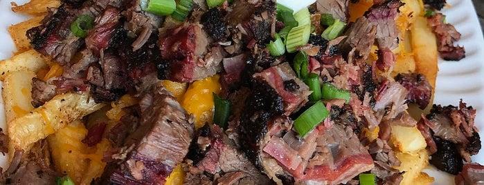 Gatlins BBQ is one of Houston, TX.