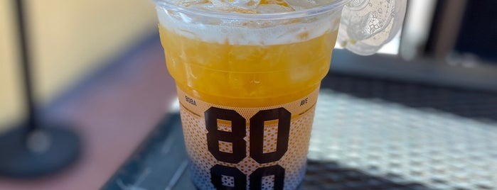 Boba Ave 8090 is one of Lugares guardados de Dat.