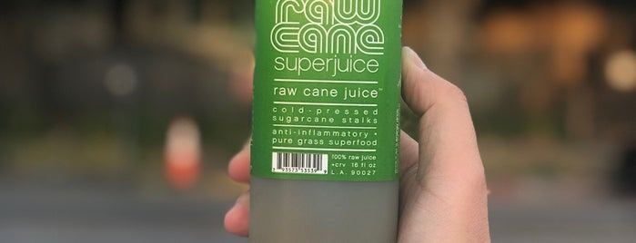 Raw Cane Super Juice is one of When in Los Feliz.