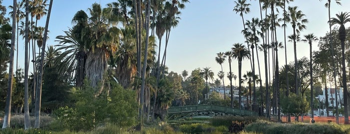 Echo Park is one of la to-do.
