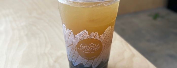 Pearl's Finest Teas is one of LA go-tos.