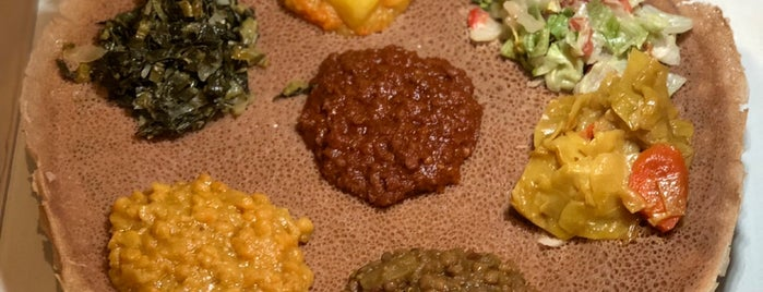 Lalibela Ethiopian Restaurant is one of Los Angeles More.