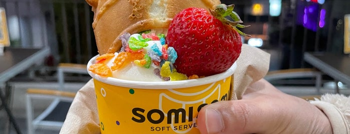 somi somi is one of La to sf.