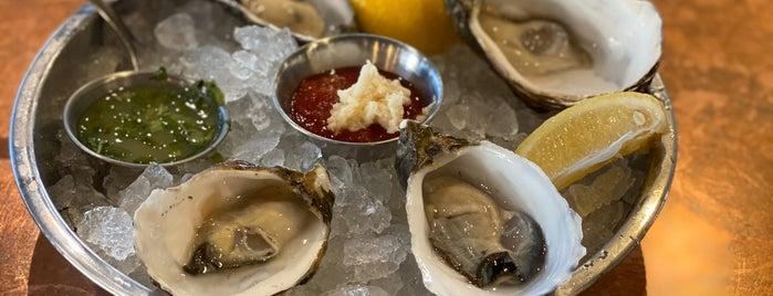EMC Seafood & Raw Bar is one of LA.