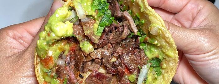 Tacos los Poblanos is one of PLACES TO GO- LA.